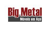 Logomarca Big Metal Móveis