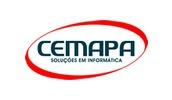 Logomarca Cemapa Assessoria e Desenvolvimento de Sistemas