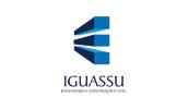 Logomarca Construtora Iguassu