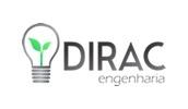 Logomarca Dirac Engenharia Elétrica
