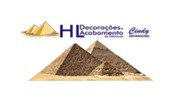 Logomarca HL Comércio de Decorações - Cindy Decorações
