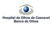 Logomarca Hospital de Olhos de Cascavel