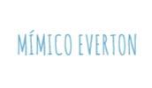 Logomarca Mímico Everton