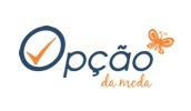 Logomarca Opção da Moda