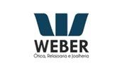 Logomarca Relojoaria e Joalheria Weber